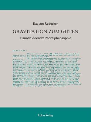 cover image of Gravitation zum Guten