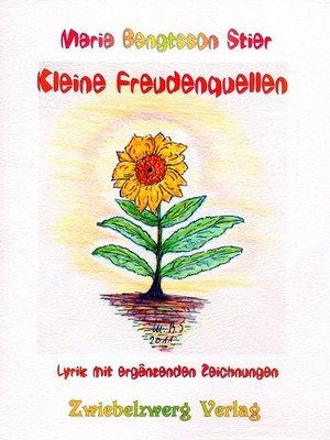 cover image of Kleine Freudenquellen