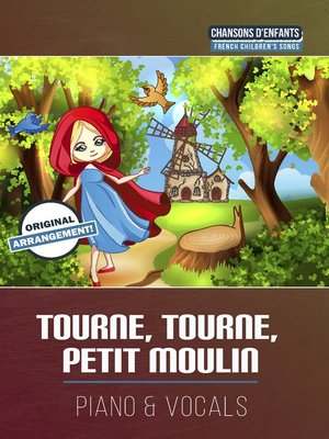 cover image of Tourne, tourne, petit moulin