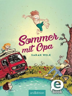 cover image of Sommer mit Opa