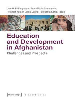 cover image of Education and Development in Afghanistan