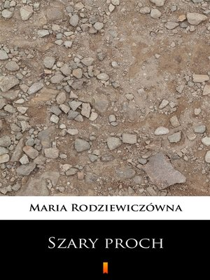 cover image of Szary proch