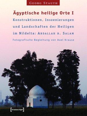 cover image of Ägyptische heilige Orte I