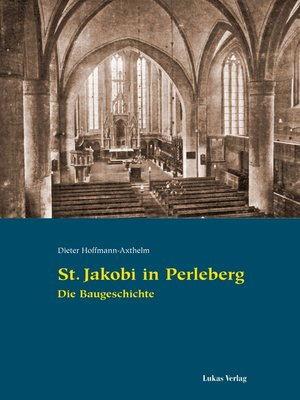 cover image of St. Jakobi in Perleberg