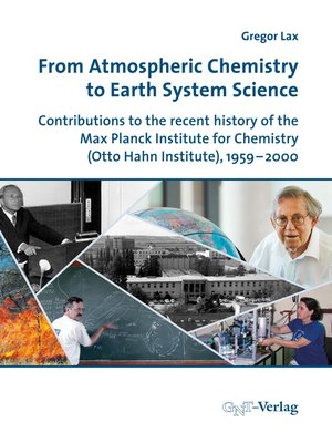 cover image of From Atmospheric Chemistry to Earth System Science