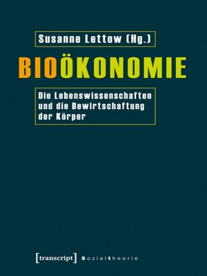 cover image of Bioökonomie