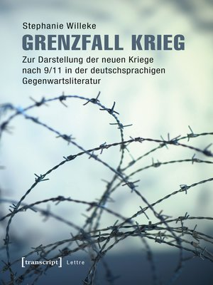 cover image of Grenzfall Krieg