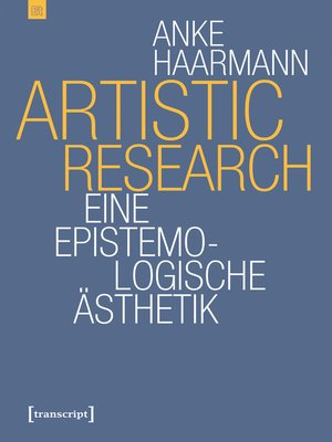 cover image of Artistic Research