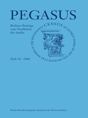 cover image of Pegasus / Pegasus 10