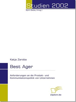 cover image of Best Ager
