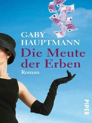cover image of Die Meute der Erben