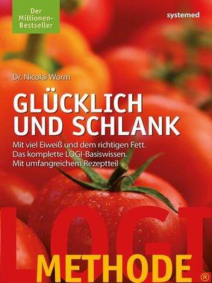 cover image of LOGI-Methode. Glücklich und schlank