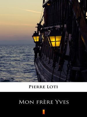 cover image of Mon frère Yves
