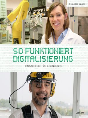 cover image of So funktioniert Digitalisierung