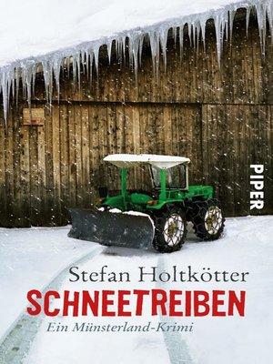 cover image of Schneetreiben