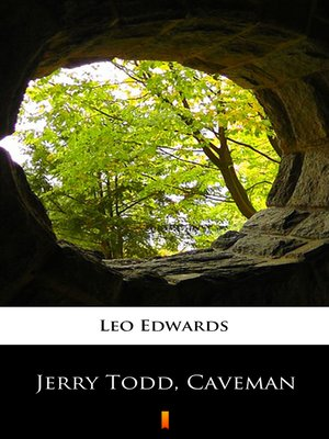 cover image of Jerry Todd, Caveman
