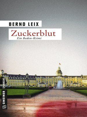 cover image of Zuckerblut