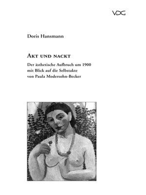 cover image of Akt und Nackt