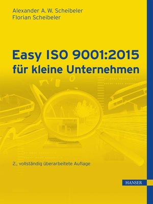 cover image of Easy ISO 9001