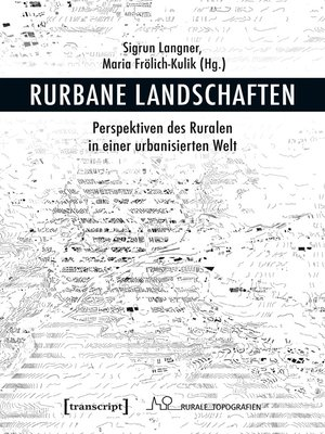 cover image of Rurbane Landschaften