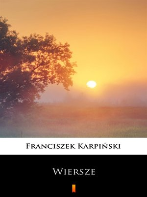 cover image of Wiersze