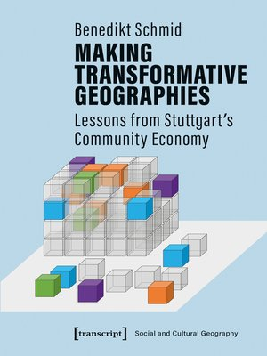cover image of Making Transformative Geographies
