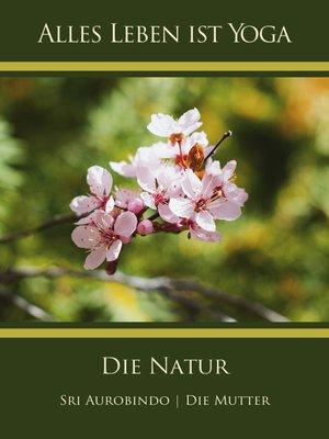 cover image of Die Natur