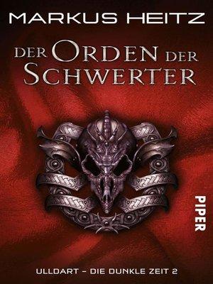 cover image of Der Orden der Schwerter