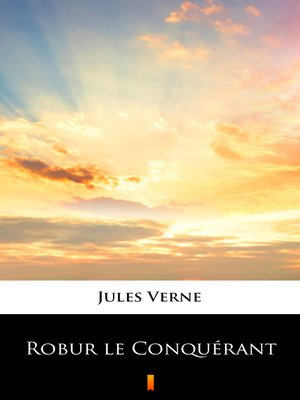 cover image of Robur le Conquérant