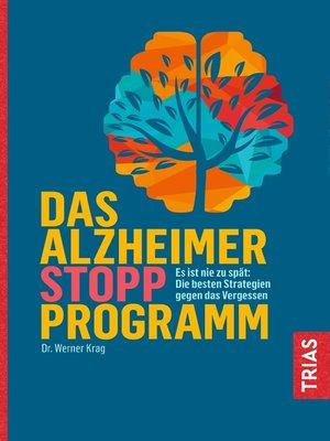 cover image of Das Alzheimer-Stopp-Programm