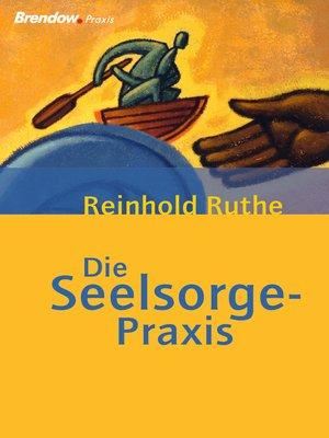cover image of Die Seelsorge-Praxis