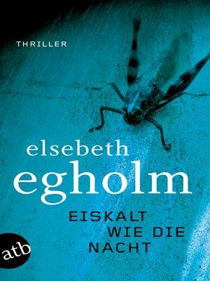 cover image of Eiskalt wie die Nacht