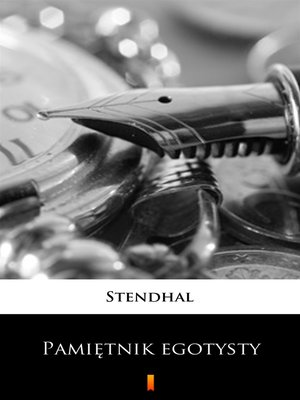cover image of Pamiętnik egotysty
