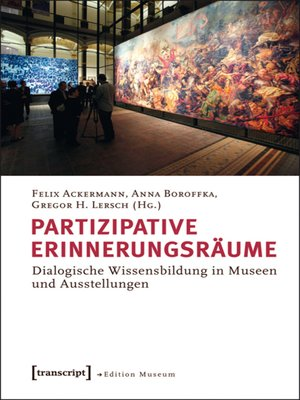 cover image of Partizipative Erinnerungsräume