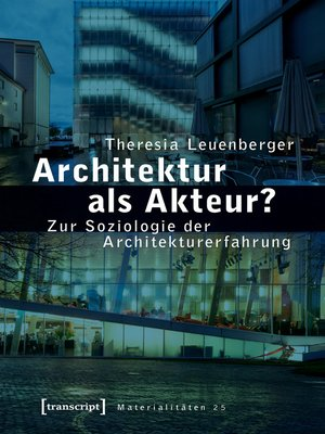 cover image of Architektur als Akteur?