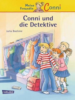 cover image of Conni-Erzählbände 18