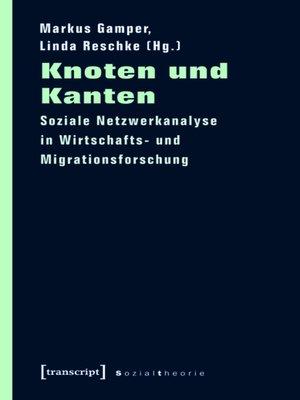 cover image of Knoten und Kanten