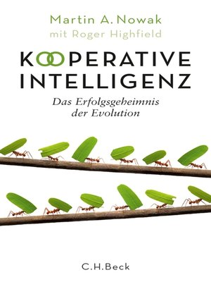 cover image of Kooperative Intelligenz