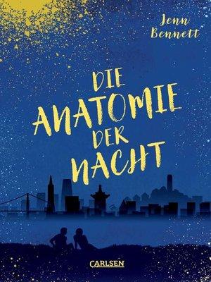 cover image of Die Anatomie der Nacht