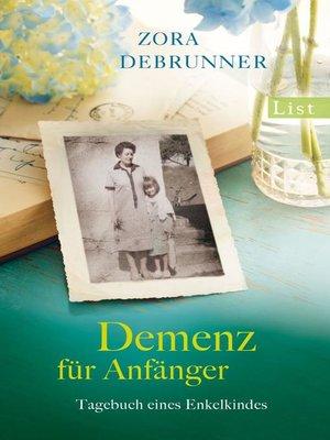 cover image of Demenz für Anfänger
