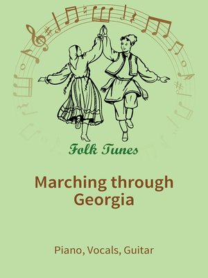 cover image of Marching through Georgia