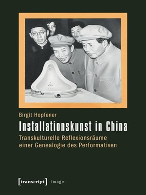 cover image of Installationskunst in China