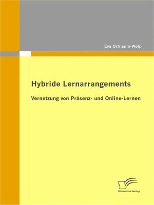 cover image of Hybride Lernarrangements