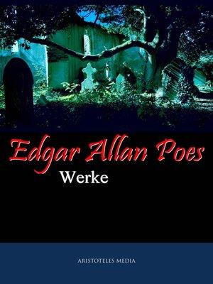 cover image of Edgar Allan Poes Werke