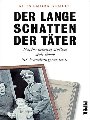 cover image of Der lange Schatten der Täter