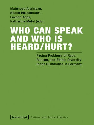 cover image of Who Can Speak and Who Is Heard/Hurt?