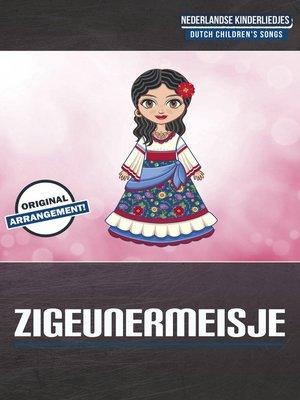 cover image of Zigeunermeisje