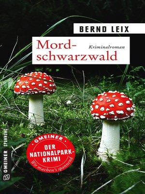cover image of Mordschwarzwald