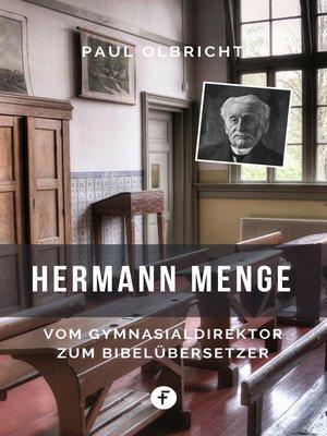 cover image of Hermann Menge