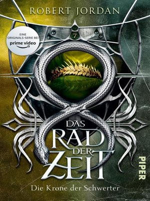 cover image of Das Rad der Zeit 7. Das Original